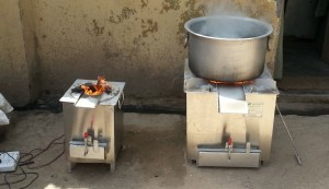 Award Winning Biomass Pellet Cookstoves